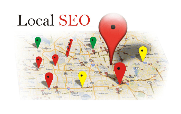 référencement local ou Google My Business