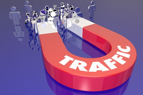 Acquisition de trafic