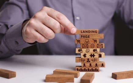 Landing page performante