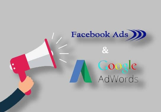 Facebook Ads et Google AdWords