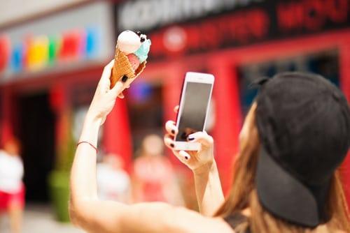 Contenur de qualité - Réussir avec Instagram