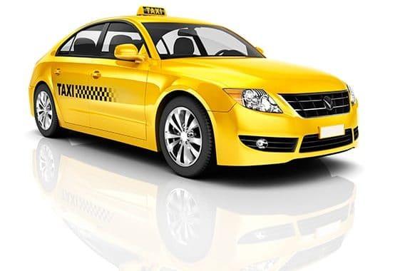 site de taxi et de VTC