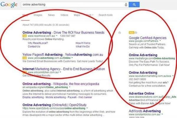 campagnes google ADS VTC et Taxi